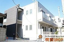 千葉県船橋市藤原1の賃貸アパートの外観