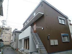 兵庫県神戸市長田区五番町7丁目の賃貸アパートの外観