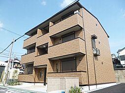 大阪府羽曳野市誉田3丁目の賃貸マンションの外観