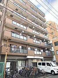 外観(JR東海道本線「平塚」駅より徒歩3分の分譲賃貸マンションです。)