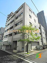 東京都千代田区神田猿楽町1丁目の賃貸マンションの外観
