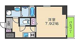 サンライト吉野II[1階]の間取り