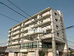 岐阜県各務原市那加西野町の賃貸マンションの外観