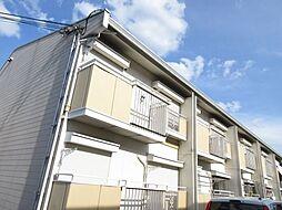 大阪府四條畷市大字南野の賃貸マンションの外観