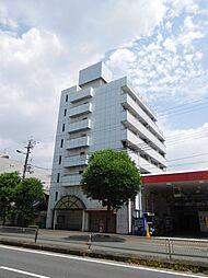 大阪府大阪市東住吉区中野4丁目の賃貸マンションの外観