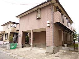 埼玉県春日部市備後西3丁目の賃貸アパートの外観