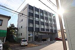 新潟県新潟市中央区旭町通の賃貸マンションの外観