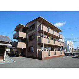静岡県浜松市東区市野町の賃貸マンションの外観
