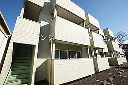 レオパレスK6マツハウス[102号室]の外観