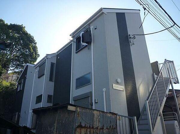 G・Aタウン石川町[1階]の外観