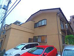 片山コーポラス[1階]の外観