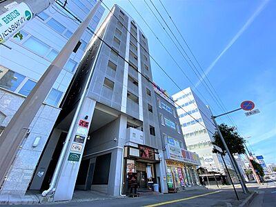 外観,1K,面積20.92m2,賃料4.7万円,JR常磐線 水戸駅 徒歩10分,,茨城県水戸市城南