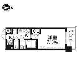 十条駅 6.3万円
