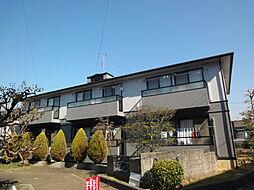 グランシャリオC棟[2階]の外観