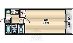 メゾンイズミ[3階]の間取り
