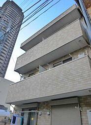東京都江東区大島1丁目の賃貸アパートの外観