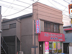 第一柴田荘[2号室]の外観