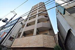 エイペックス京町堀Ⅱ[9階]の外観