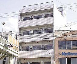 京都府京都市南区唐橋堂ノ前町の賃貸マンションの外観