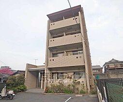 滋賀県大津市春日町の賃貸マンションの外観