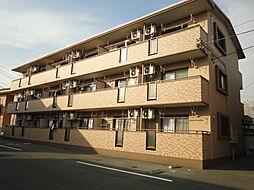 静岡県浜松市中区泉1丁目の賃貸マンションの外観