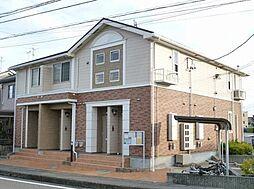 愛知県清須市清洲1の賃貸アパートの外観
