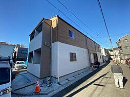東武伊勢崎線 東向島駅 徒歩4分の賃貸アパート
