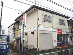ハイツ秋山[11号室]の外観