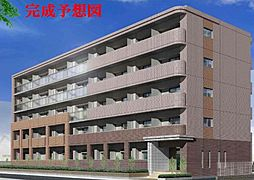 兵庫県西宮市林田町の賃貸マンションの外観