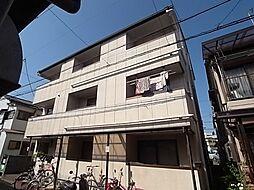木村マンション[102号室]の外観