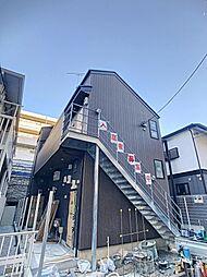 東急東横線 菊名駅 徒歩3分の賃貸アパート