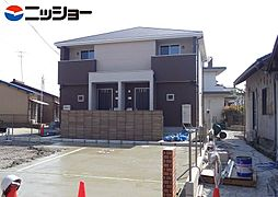 [タウンハウス] 愛知県清須市春日神明 の賃貸【/】の外観