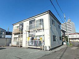 長島ハイツ[1階]の外観