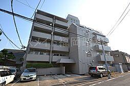 六本松パールシャトー[5階]の外観