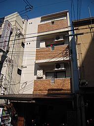 ハイツみやび[2階]の外観