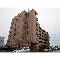 新潟県新潟市中央区神道寺1丁目の賃貸マンションの外観