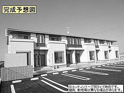 三重県多気郡明和町大字志貴の賃貸アパートの外観