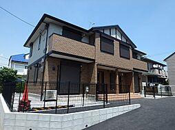 [テラスハウス] 神奈川県藤沢市亀井野4丁目 の賃貸【/】の外観