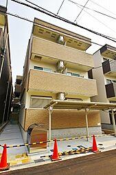 フジパレス住吉沢之町II番館[1階]の外観