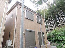 キャメル松戸大谷口II[102号室]の外観
