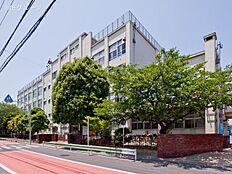 足立区立伊興中学校 距離770m