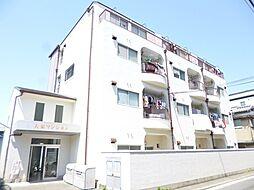 大栄マンション[1階]の外観