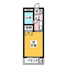 小手指駅 2.8万円