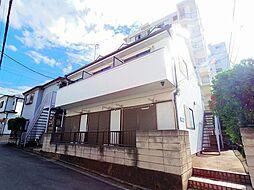 埼玉県狭山市富士見1丁目の賃貸アパートの外観