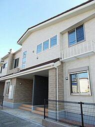 広島県福山市曙町4丁目の賃貸アパートの外観