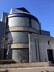 神奈川県川崎市高津区末長2丁目の賃貸マンションの外観