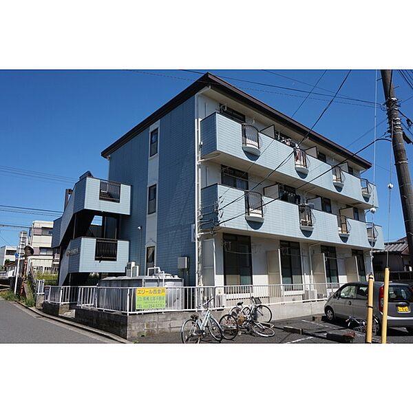 エリール西登戸 3階の賃貸【千葉県 / 千葉市中央区】