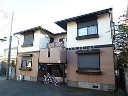 東京都国分寺市高木町2丁目の賃貸アパートの外観