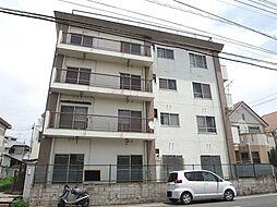 石井コーポ[1階]の外観