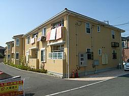 ミゾノカワB棟[203号室]の外観